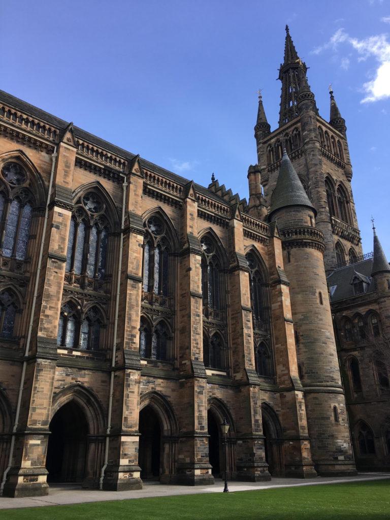 Photograph of University of Glasgow