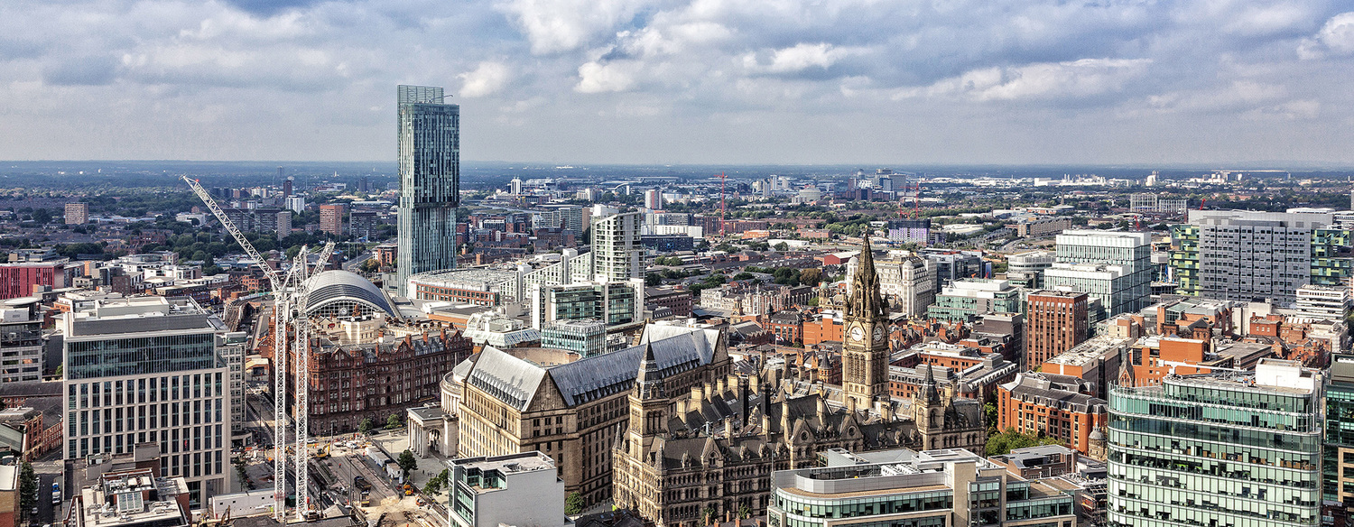 Image of Manchester skyline
