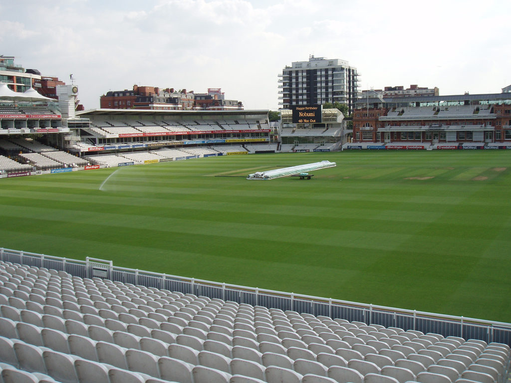 London Lord's Cricket Ground