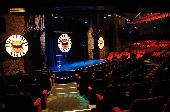 Manchester weekend - Comedy Store
