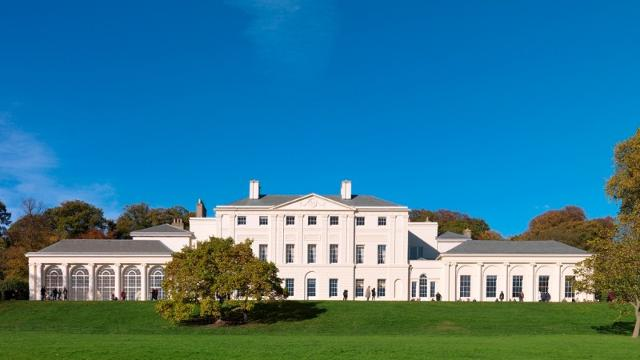 Photograph Of Kenwood House In London