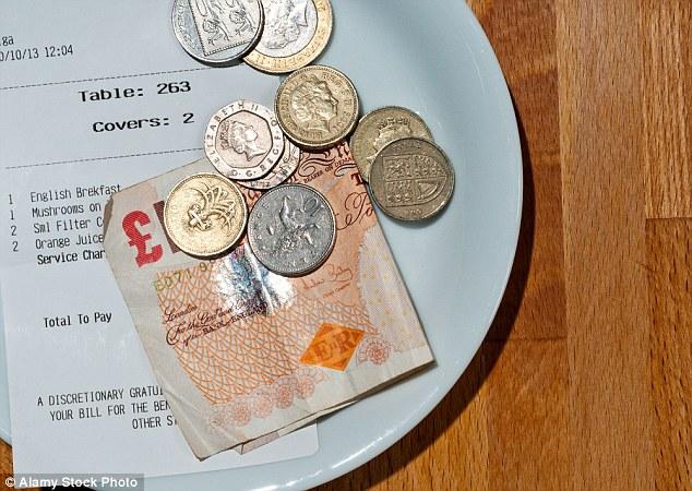 Image of British money
